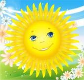 Солнышко фотография